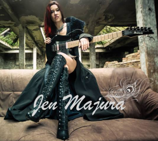 Jen Majura first album on cdbaby.com